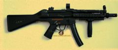 Full Metal MP5 Navy Fixed stock Jing Gong (072)